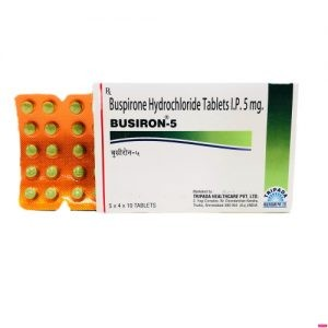 Busirong 5mg buspirone hydrochloride