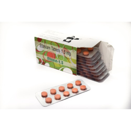 Etinest 1.5mg open package