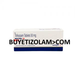 Nextril 50mg tofisopam