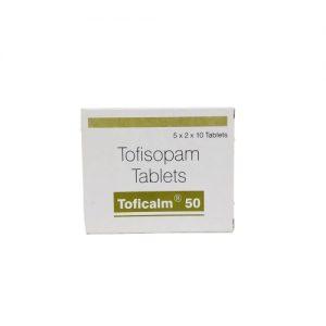 Toficalm 50mg tofisopam